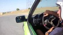 Cedric Xtrem DRIFT Claira  Coupé BMW en glisse