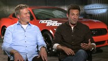 Need For Speed - Interview Scott Waugh and Lance Gilbert (1) VO