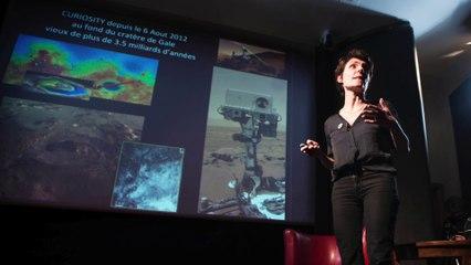 Violaine Sautter - Mars : Les archives de la Terre