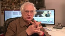 Quai d'Orsay - Interview Bertrand Tavernier VF