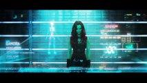Les Gardiens de la Galaxie - Featurette Gamora VO