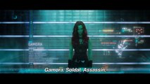 Les Gardiens de la Galaxie - Featurette Gamora VOST