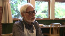 Le Vent se Lève - Interview Hayao Miyazaki VOST