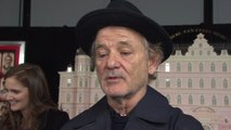 The Grand Budapest Hotel - Interview Bill Murray VO