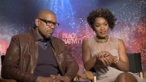 Black Nativity - Interview Forest Whitaker et Angela Bassett VO