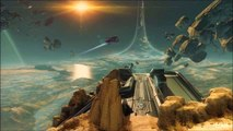 HALO The Master Chief Collection - Xbox One Ascension Map Walkthrough with 343 Industires | EN