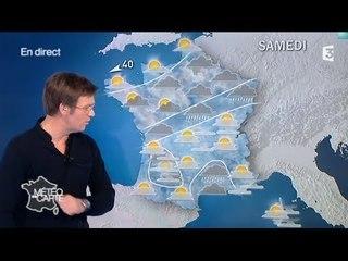Les prévisions météos à 9 jours du vendredi 10 janvier au dimanche 19 janvier 2014