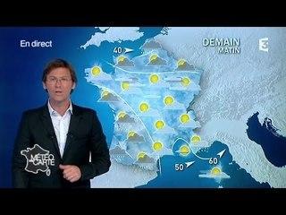 27/05/14 Les Prévisions météo J-9 : du mardi 27 mai au jeudi 5 juin 2014