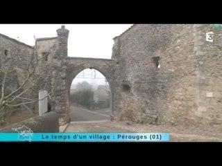 Reportage région : direction Pérouges