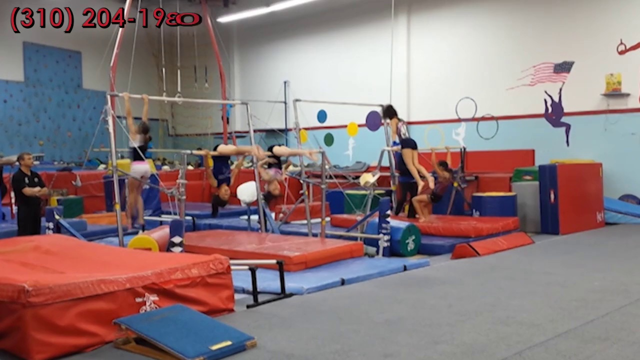 Kids Gymnastic Club for Children Los Angeles School of Gymnastics Toddler