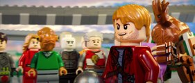 Guardians of the Galaxy in Lego Trailer