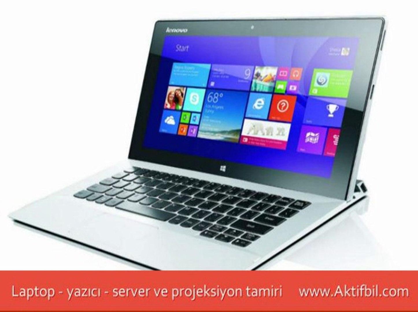 Ankara Toshiba Notebook Servisi