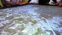 L'Européen d'à côté : Création d'une table tactile interactive en Picardie