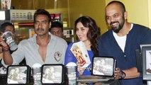 Singham Returns Merchandise Launch |  Ajay Devgn, Kareena Kapoor Khan & Rohit Shetty