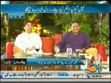 Nabeel Gabol proposes Anchor Reham Khan in Live Show - 29th July 2014 by Jaag News 29 July 2014