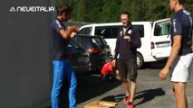 Intervista a Roberto Dellasega - Salto maschile
