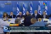 Benjamin Netanyahu anuncia que seguirán los ataques de Israel a Gaza