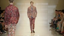 """""""GUCCI"""" Spring Summer 2014 Menswear Collection Milan by Fashion Channel"""