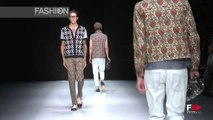 """""""ANDREA POMPILIO"""" Spring Summer 2014 Menswear Collection Milan by Fashion Channel"""