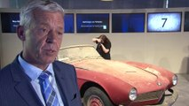 Elvis' BMW 507, BMW Museum Special Exhibition - Ulrich Knieps. Head of BMW Group Classic