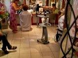 les mamans chez le coiffeur