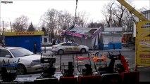 Crane accidents caught on tape 2013 Fail Crane accidents caught on tape _ _ Fail accident(1)