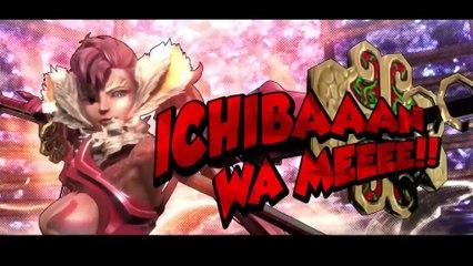 Debut trailer de Onechanbara Z2: Chaos