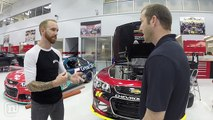 Jeff Gordon's Secret to Winning At Hendrick Motorsports: Garage Tours With Chris Forsberg