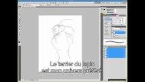 Les Cinq Légendes - Apprendre à dessiner les personnages (1) VOST