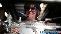 Dans l'univers de la première souffleuse de verre de France