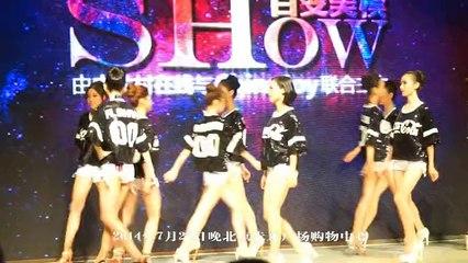 20140726 2014MissChinaJoy模特大赛总决赛