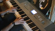 Daft Punk - Touch (Piano Cover Version)