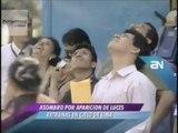 (tv en direct) Flotille d'ovnis en plein jour à Lima - 2009