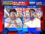 The Newshour Debate  Wont rethink, wont withdraw - 2