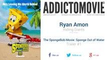 The SpongeBob Movie: Sponge Out of Water - Trailer #1 Music #1 (Ryan Amon - Riding Giants)