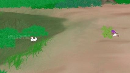 Chinnu Chikku Dinga Dinga | Animation Story | For Kids