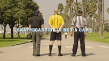 Carded - Nike SB presents Skateboarding Is Not a Game - Skateboard