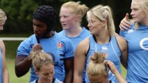 England v Samoa - Rugby's wonder women gear up for Women's Rugby World Cup