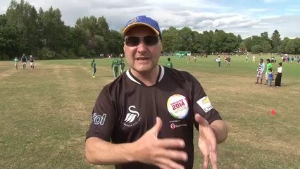 Street Child World Cup, CEO, John Wroe about Pak street football team playing in Norway
