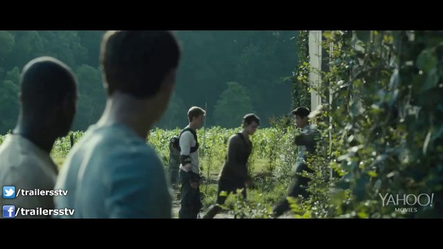The Maze Runner-Trailer #2 Subtitulado en Español Subtitulado (HD) Best-Seller 2014