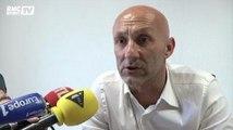 "Football / Barthez : ""C'est rassurant"" 01/08"