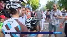 Dijon : Jean-Christophe Péraud a remporté le critérium cycliste d'après Tour