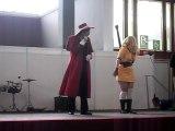 Festival del manga de Las Palmas 2011.Concurso de cosplay individual 23. Hellsing