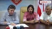 Samsunspor'da transfer çalışmaları -