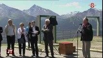 La Maurienne : Inauguration du belvédère d'Aussois