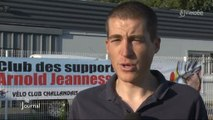 Tour de France 2014 : Interview d'Arnold Jeannesson