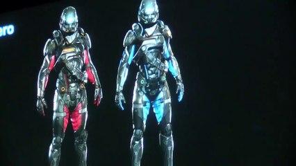 Next Mass Effect panel from SDCC de Mass Effect : Andromeda