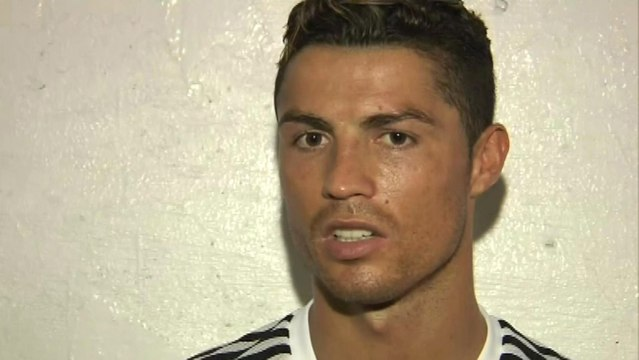 Ronaldo Interview - When Asked About Returning To Manchester United Says 'You Never Know, I Never Close Doors'
