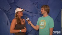 2014 US Open of Surfing: Carissa Moore Interview