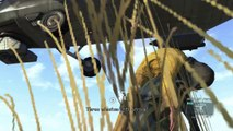MGSV:GZ: Destroy The Anti-Air Emplacements (inc. Rescue of the Mother Base Operative), Hard, S-Rank:9:29, No Alerts, No Kills